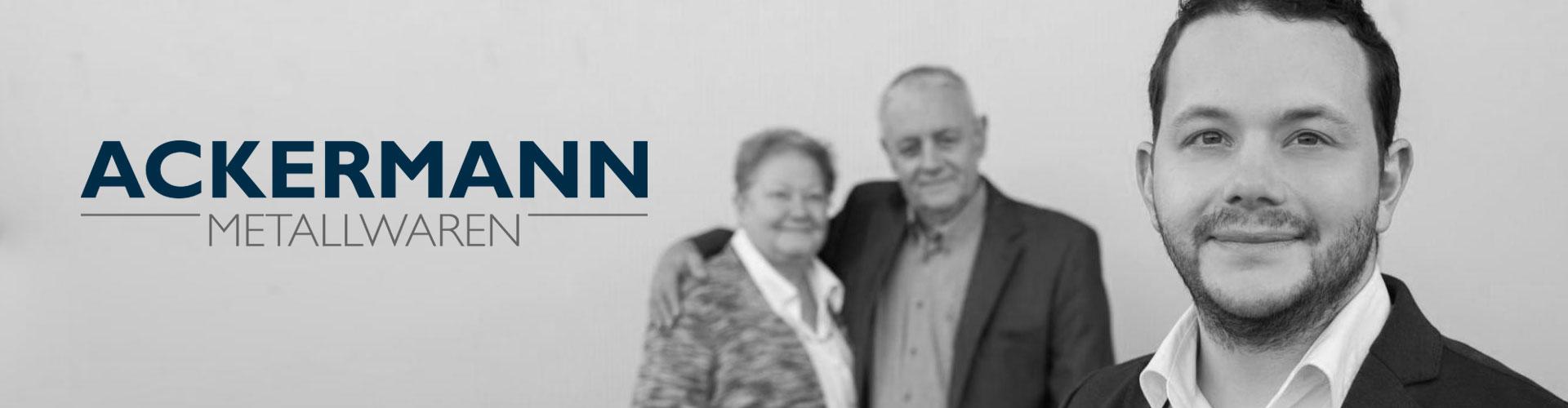 Ackermann Metallwaren - Ihr Partner seit 1985