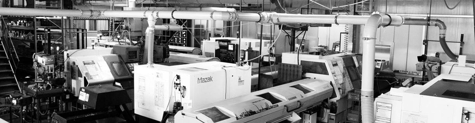 Produktion der Ackermann Metallwaren GmbH in Plettenberg